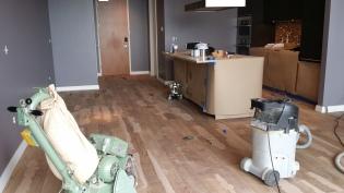 Hardwood Floor Refinishing in Houston
