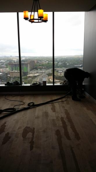 Wood Floor company in Houston
