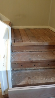 Steps & risers installed in Houston Texas