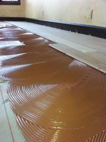 Hardwood Creations-Wood Floors installed