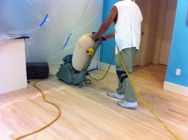 Hardwood Floor Sanding Machine Rental Eager41kvm