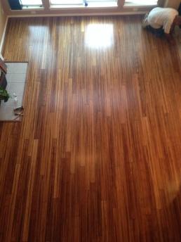 Houston wood floor refinishing.