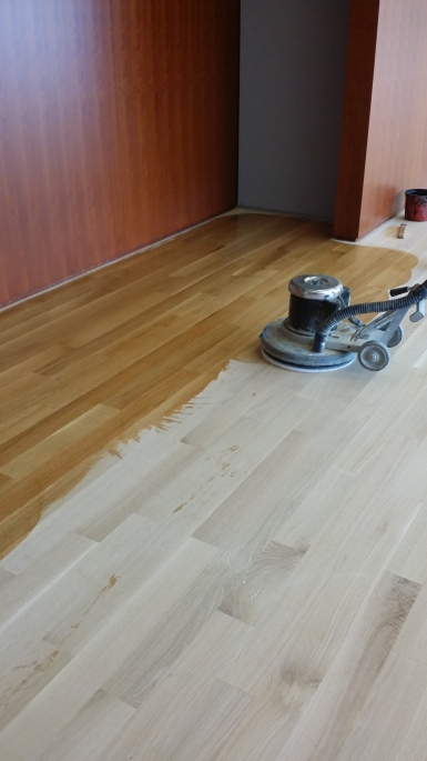 Commercial Houston Wood Floor Contractors