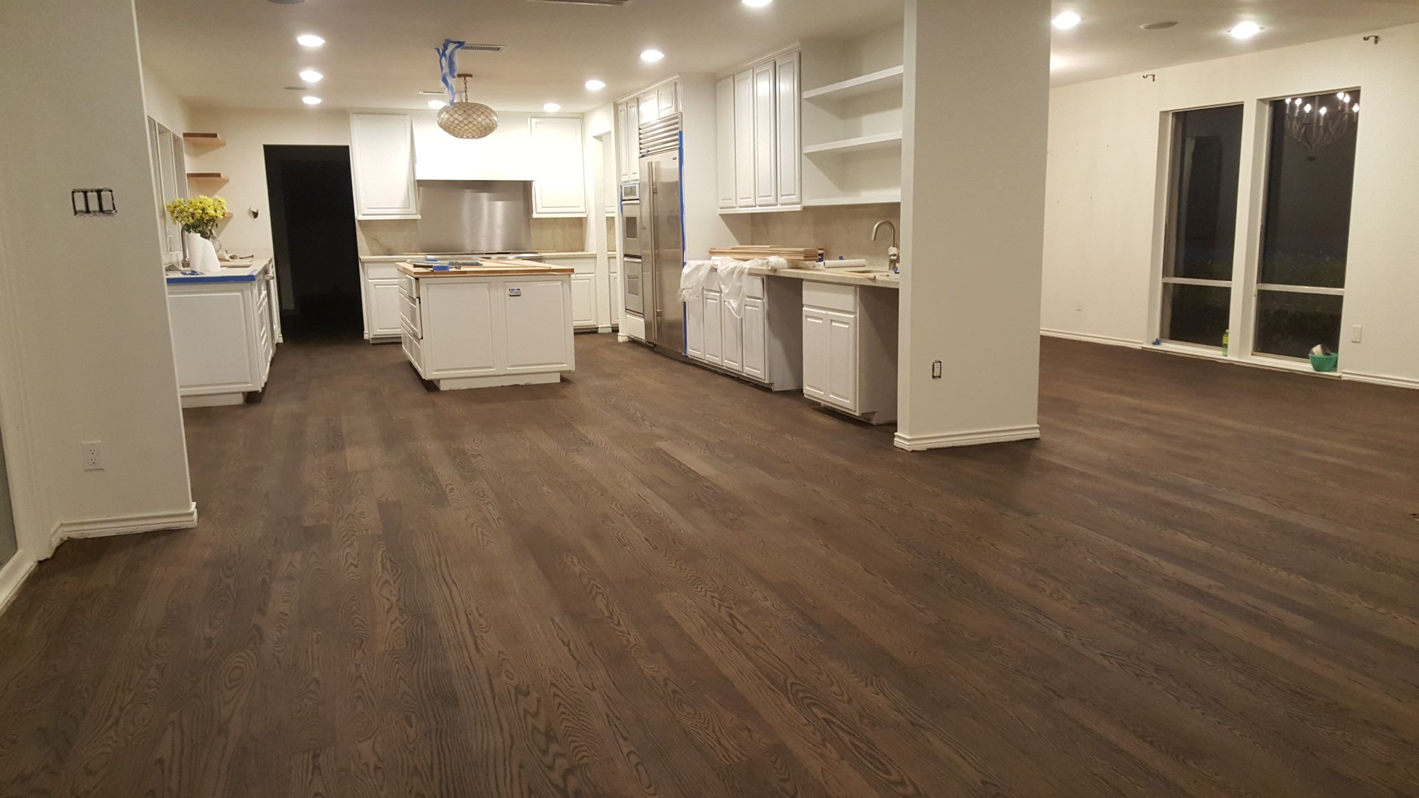 Sanding Wood Floors Hardwood Floor Refinishing Houston